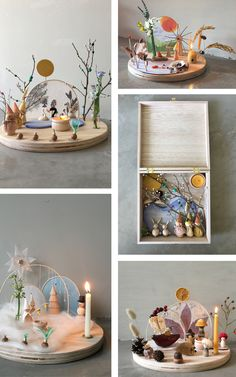 Diy For Kids, Crafts For Kids, Create A Person, Interior Room Decoration, Kindergarten Art Projects, Art Deco Posters, Nature Table, Fairy Dolls, Flower Frame