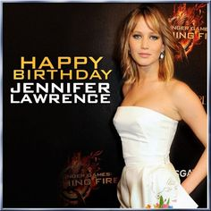 Happy Bday late J-Law!!!!