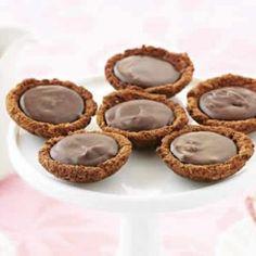 tartelettes chocolat thermomix