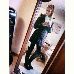 katie_alexa's photo Rain Coats, The North Face, Selfie, Instagram, Selfies