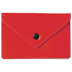 f6531cd191d Buy Ordning & Reda Janne Card Holder, Red online at JohnLewis.com -
