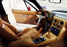 NA Mazda Miata customer interior by NoHaven