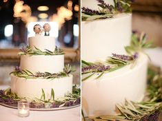 Purple Vineyard Wedding: Tomel + Lenin