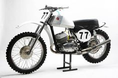 Day in the Dirt - Vintage Bikes
