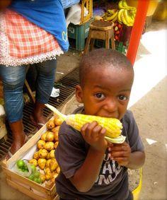 rostos de Cabo Verde...midju verde so sabi!