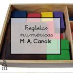 Regletas numéricas Maria Antonia Canals Preschool Math