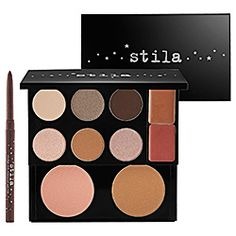 What it is: A collection of gorgeous makeup for your perfect day.What it does:This deluxe bridal palette was specially designed with the bride and her bridesmaids in mind. Packaged in a lush, velvet pouch ideal for travel or for giving as a gift, thi