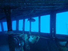 SS Kittiwake, Cayman Islands
