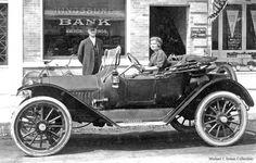 1913 Buick roadster