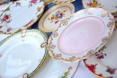 Vintage Flair Hire Collection   Vintage Tableware Hire & Styling in Essex, Kent and London, UK - Vintage Tableware, Cake Stands, Cutlery and much more