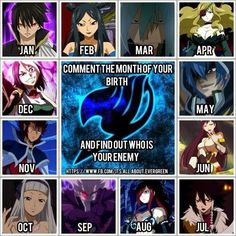 Oh my gosh.why jellal dammit! He used to be my favourite mehhh! Why you do dis? Fairy Tail Meme, Fairy Tail Natsu And Lucy, Fairy Tail Ships, Birthday Scenario Game, Birthday Games, Birthday Month, Anime Fnaf, Anime Comics, Anime Life