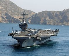 Aircraft Carrier …   Uss ronald reagan, Aircraft carrier ... Spanish Aircraft Carrier News