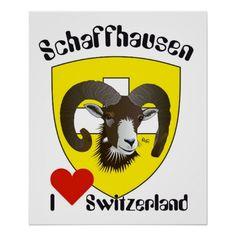 Schweiz, Suisse, Svizzera, Svizra, Switzerland Poster