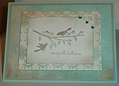 Gorgeous! SU Up in the Air, by dlsplu - Pool Party & Basic Grey. Cards and Paper Crafts at Splitcoaststampers