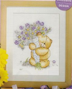 Forever Friends For a Special Friend Cross Stitch Favourites Teddy Bears Special Issue Hardcopy