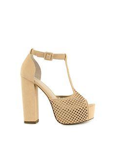 Indiana - Nly Shoes - Nude - Festsko - Sko - Kvinde - Nelly.com