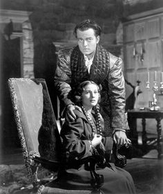 JANE EYRE (1944), with Orson Welles.