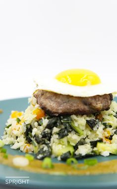 This spin on a classic Hawaiian breakfast is a great paleo option. Delicious and still hearty.