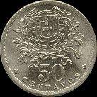 50 Centavos - Catálogo de Notas e Moedas