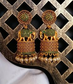 Antique Jewellery Designs, Fancy Jewellery, Silver Jewellery Indian, Stylish Jewelry, Fashion Jewelry, Temple Jewellery, Bridal Jewellery, Ethnic Jewelry, Jewelry Sets