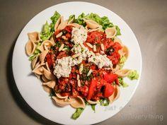 Pasta geht immer - aber dieses Gericht hat nichts mit schnöden Spaghetti mit Tomatensoße zu tun, wie man sie aus Studentenküchen kennt.