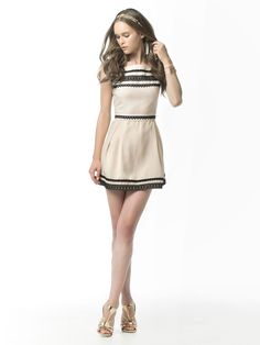 SS 15 Collection by Andria Thomais   #SS15 #shortdress #feminine #elegant #summerdress
