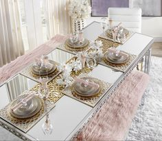Entertaining must-haves glam dining