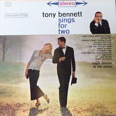 Tony Bennett. Sings for two.
