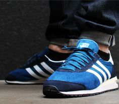 adidas Originals Marathon 85-Tribe Blue-Legend Ink