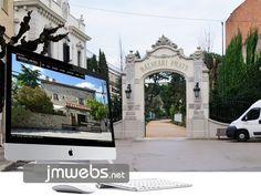 Ofrecemos nuestros servicios de diseño de páginas web en Caldes de Malavella. Diseño web personalizado y a medida (Barcelona). Más información en www.jmwebs.com - Teléfono: 935160047