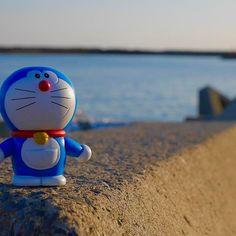 【dorayan_15】さんのInstagramをピンしています。 《🌴⛱🐠💕 . . #ドラえもん #doraemon #도라에몽 #ドラえもんと一緒 #お出かけシリーズ #海 #テトラポット #sea #一眼レフ #写真好きな人と繋がりたい #picture #lumixgf7 #ドラえもんヲタク #茨城 #ibaraki》
