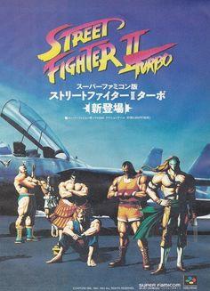 De mis tiempos: Street Fighter II Turbo