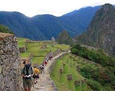 Hiking the Inca Trail - Peru#Repin By:Pinterest++ for iPad#