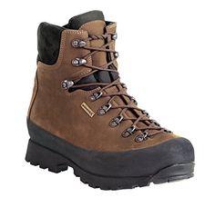 Kenetrek Hardscrabble Hiker Boots, Brown, Non-Insulated, 9.5 Narrow KE-420-HK * Click on the image for additional details.