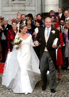 Prince Carlos and Annemarie Gualthérie Van Weezel The Bride: Annemarie Gualthérie Van Weezel, a parliamentary journalist. The Groom: Prince Carlos de Bourbon De Parme, eldest son of the late Carlos Hugo, Duke of Parma, and Princess Irene of the Netherlands. When: The civil marriage took place on June 12, 2010, and the church wedding was delayed (due to Carlos's father's illness and subsequent death) to Nov. 20, 2010. Where: The civil marriage was in Wijk bij Duurstede, while the church…