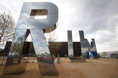 London 2012′s Art in the Park 伦敦奥林匹克公园里的公共艺术