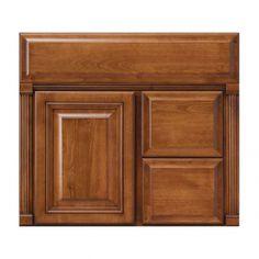 Bertch Bath Cabinets In Quebec Door Style In Birch With