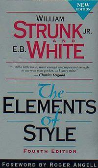 Google 画像検索結果: http://upload.wikimedia.org/wikipedia/en/thumb/2/22/Elements_of_Style_cover.jpg/200px-Elements_of_Style_cover.jpg
