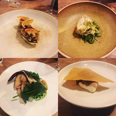 Fantastic meal @lyleslondon completing the UK section of the worlds top 100 restaurants #lyles #worldstop100restaurants #quail #monkfish #michelinstar #londoneats