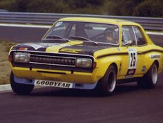 Opel Commodore – Touring Car GP 1971