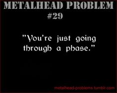 Metal Problem #29