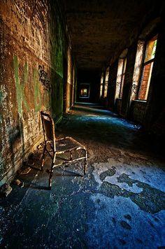 Lugar Abandonado