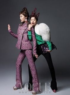 vintage fashion--- our next christmas outfit.. @Amy Weiman