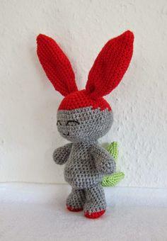 Stephi´s Köstlichkeiten: Cori - free crochet rabbit pattern.