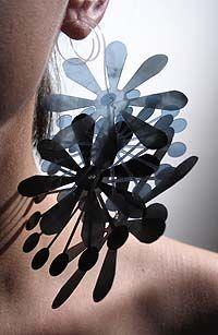 """Julia Barello """"Small Flowers"""" Earrings"""