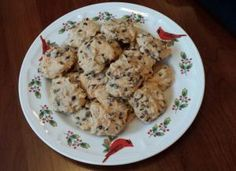 """Grandma Nellie's Orange Chocolate Chip Cookies 