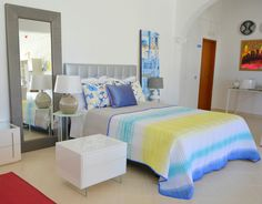 Part of our Exposition, Furniture for all budgets, always with the best price - quality. Mix and Match is our way to decorate.  #Mattress #Bases #Bedsidetables #Headboard #Mirror #allsizes #bestquality #Algarve