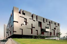 'guangdong museum' by rocco design architects in guangzhou, china
