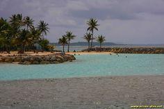 La plage de Sainte Anne - Guadeloupe