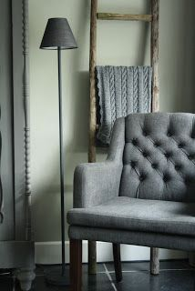Grey decor